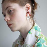 Asit earring earclip(アジット-イヤリング)