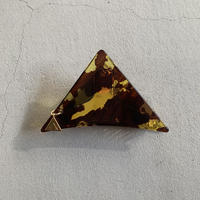 Triangle  hair clip vintage(サンカククリップ-ヴィンテージ)
