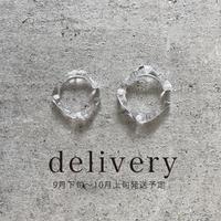 【9月下旬~10月上旬発送予定】[sanrmk] Pearl Ear Cuff Ring 14