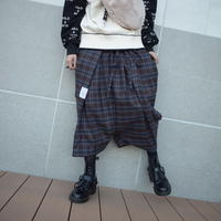 【CLASSIC ROV】 RAP PANT[CHECK-BRW×GRY×NVY]