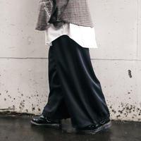 【AFYF】 BASIC 袴 PANT[#28 BLACK]