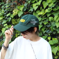 【AFYF ON NEWHATTAN社】 SMELLS LIKE  CAP [SMELL-DARK GREEN]