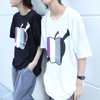 【AFYF ON GILDAN社】 PREMIUM SOUVENIR T SHIRT APPLE [WHITE]