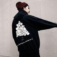 【AFYF ON GILDAN社】DARK BEAR HOODED SW [BK-TSUMBEAR]