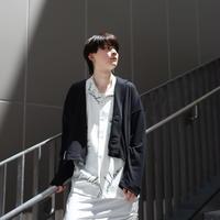 【CLASSIC ROV】(特選ミラノジャージ素材) GENDERLESS ST JKT [BLACK]