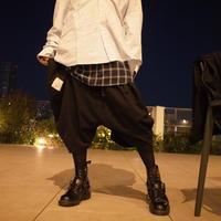 【CLASSIC ROV】 RAP PANT[BLACK]/7B20090500