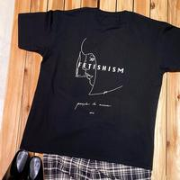 【AFYF ON GILDAN社】GILDAN BODYSOUVENIR T SHIRT4 [Y-GIRL BLK]