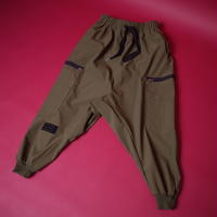 【AFYF】HARD NYLON PROTECTION PANTS[KHAKI]/7B18080100