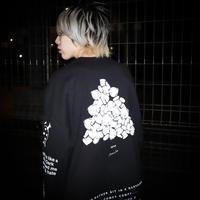 【AFYF】 OPENEND LS T SHIRT [TSUMU TSUMU BEAR-BLACK]
