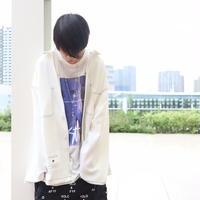 【AFYF】 JACKET SHIRT  [WHITE]