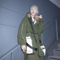 【AFYF】HARD NYLON PROTECTION JACKET[KHAKI]