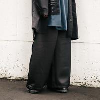【AFYF】 BASIC 袴 PANT[#34 BLACK]