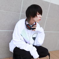 【AFYF】10 OZ SWEAT CREW [△COLLAGE-WHITE]