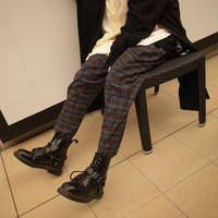 【CLASSIC ROV】 RELAX PANT[CHECK-BRW×GRY×NVY]
