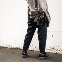 【AFYF】 TAPERED PANT[BLACK]