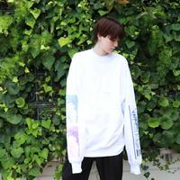【AFYF】10 OZ SWEAT CREW [YOLO-WHITE]/7K17050701