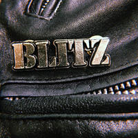 Blitz Metal Badge