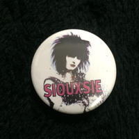 Siouxsie Sioux Button