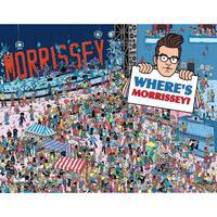 Matthew Lineham/Where's Morrissey?Print+Postcard Set