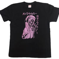 Original Tshirt in Black(Pink Ink)