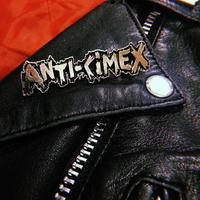 Anti-Cimex Metal Badge