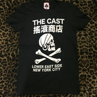 The Cast/Cast Logo( Black)