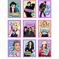 Matthew Lineham/New Wave Valentine's Day Card Pack (2018)
