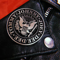 Ramones Metal Badge
