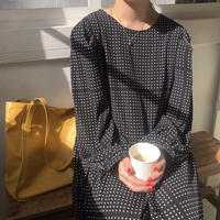 Dot Spring (2way)dress