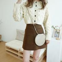 Ponpon  handmade cardigan