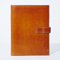 [MonoMax掲載]GORBEイタリアンレザーカラーエッジノートカバー/手帳カバー/A5
