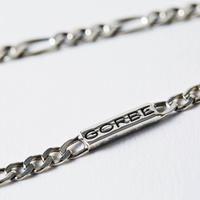 GORBE イタリア製シルバーネックレス