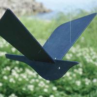 藍の鳥 / Indigo Bird Mobile