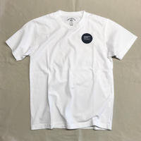 ONOMICHI DENIM T-SHIRT WHITE
