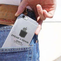 ONOMICHI DENIM iPhone CASE (iPhone6用)