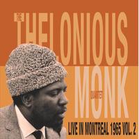 予約受付中(輸入LP / NEW)Thelonious Monk / Live In Montreal 1965 Vol.2