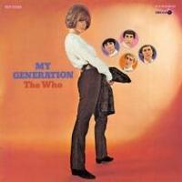 予約受付中(国内LP / NEW)THE WHO / My Generation