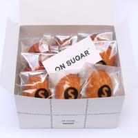 ON SUGAR マドレーヌ 10個セット BOX(3/6又は3/7発送分)
