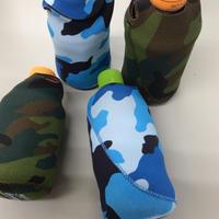Ooba the multipurpose koozie  :Camo S size :  ペットボトルカバー缶クージー 缶 ホルダー  保冷缶ホルダー クージー <送料別途¥400>