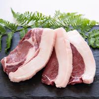 ロース肉 ステーキカット(300g)