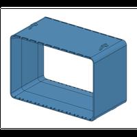 輪ゴムの虫かご 3D data