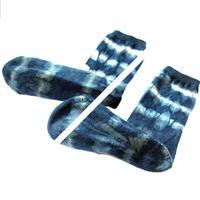 藍染めorganic23〜25cmレディース