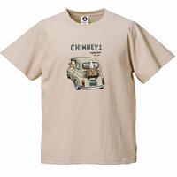 チムニーTシャツ(1号) サンドベージュ