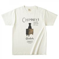 オーガニックコットンTシャツ CHIMNEY3