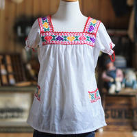 70sヴィンテージメキシカンチュニックシャツ