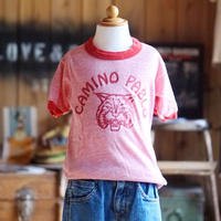 70s ヴィンテージ キッズ リンガー Tシャツ