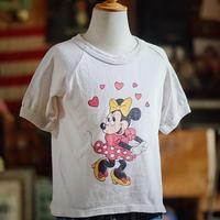 ヴィンテージミニーマウスキッズTシャツ