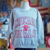 ヴィンテージキッズスウェット(CHICAGO BULLS)