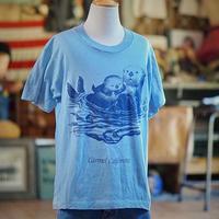 ヴィンテージ  キッズTシャツ(ラッコ)