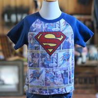 スーパーマンキッズTシャツ